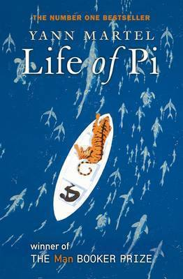 Book review life of pi by yann martel mission viejo for Life of pi book characters
