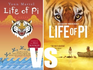 life of pi movie vs book These are the main elements of life of pi, the 127-minute ang lee film, released this week, that many are hailing as a masterpiece and a likely oscar nominee the 2001 yann martel novel the screenplay was based upon, sharing the title, was similarly showered with accolades: it won the prestigious man booker prize for fiction, and was inescapable on year-end best-of lists.