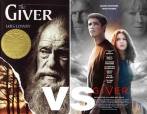 giver_bookvmovie