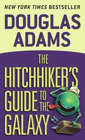 Post-mortem: 'the hitchhiker's guide to the galaxy' by douglas.