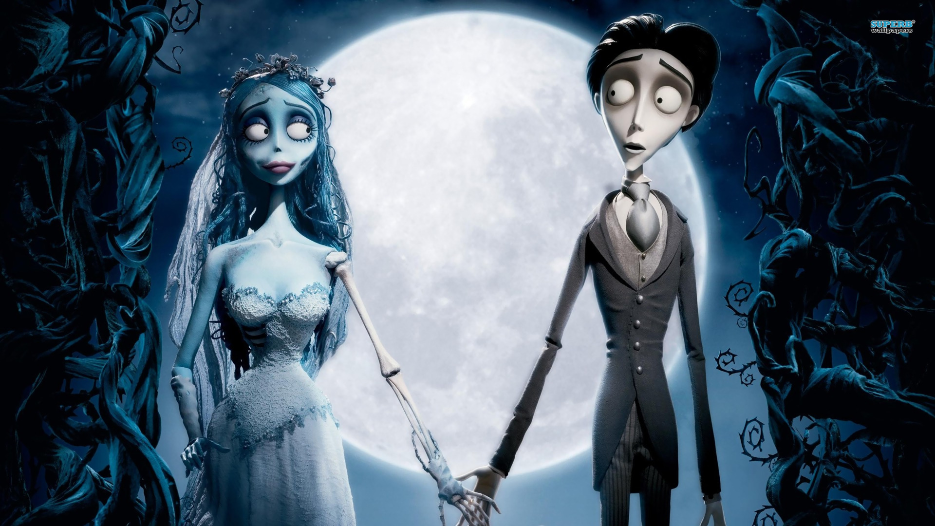 Image result for Corpse Bride (2005)