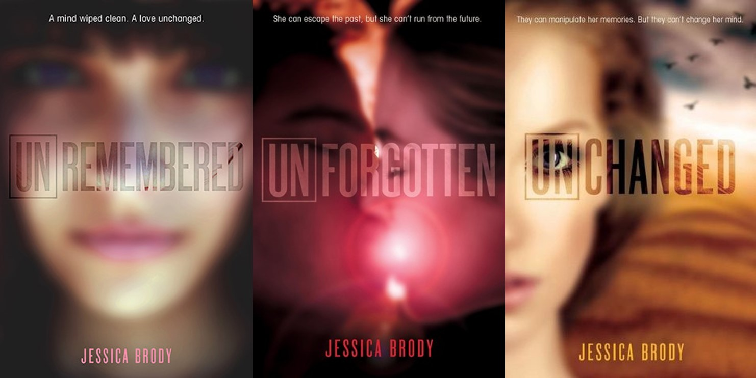 Image result for the unremembered series